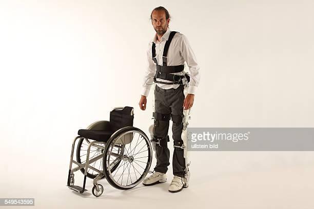 the HAL Exoskeleton in the Bergmannsheil Hospital