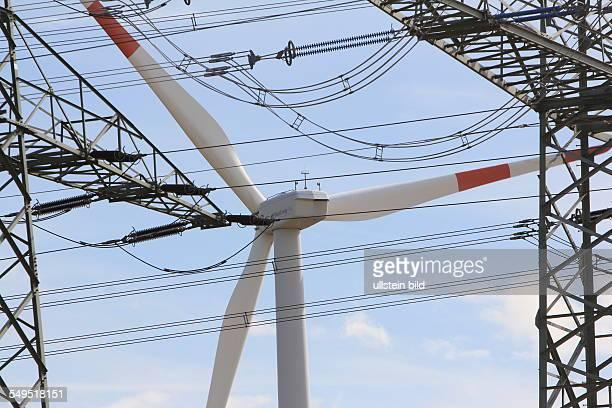 EU DEU Germany NRW Dortmund Power supply