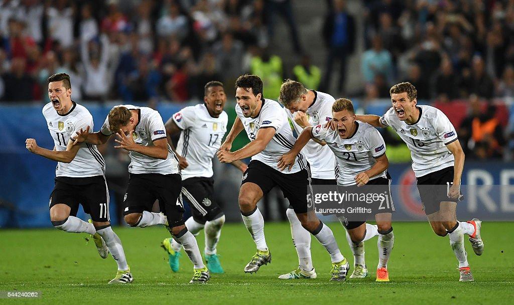 Germany v Italy - Quarter Final: UEFA Euro 2016 : ニュース写真