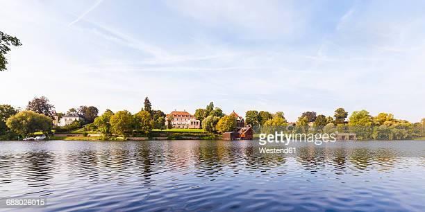Germany, Potsdam Babelsberg, Neubabelsberg at Griebnitzsee