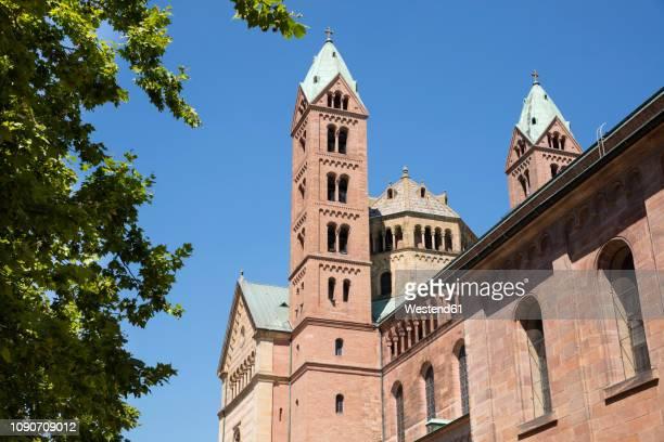 Germany, Rhineland-Palatinate, Speyer, Speyer Cathedral