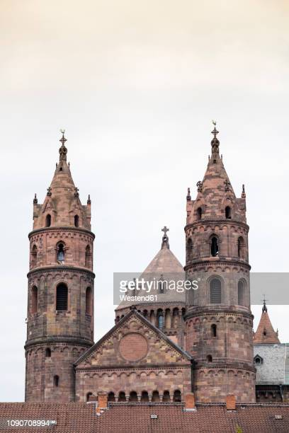 Germany, Rhineland-Palatinate, Worms, Cathedral of Saint Peter