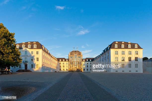 Germany, Saarland, View of castle
