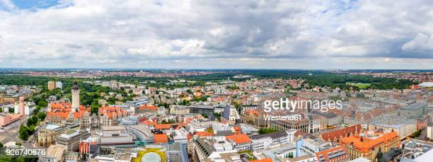 Germany, Saxony, Leipzig, panorama