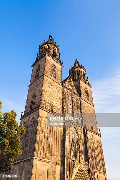 Germany, Saxony-Anhalt, Magdeburg, Cathedral of Magdeburg