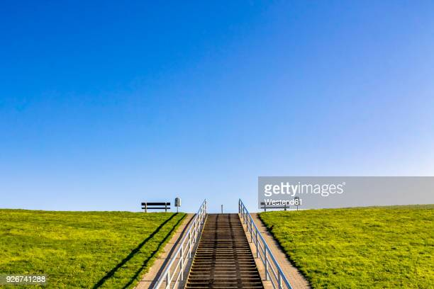 germany, schleswig-holstein, sylt, wenningstedt - schleswig holstein stock pictures, royalty-free photos & images