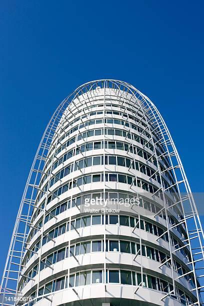 Germany, State of Bremen, Bremerhaven, Atlantic Sail City Building