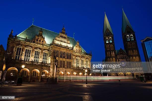 Germany, State of Bremen, Bremerhaven, Marktplatz