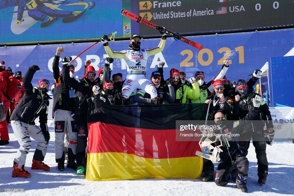 FIS World Ski Championships - Men's Downhill : News Photo