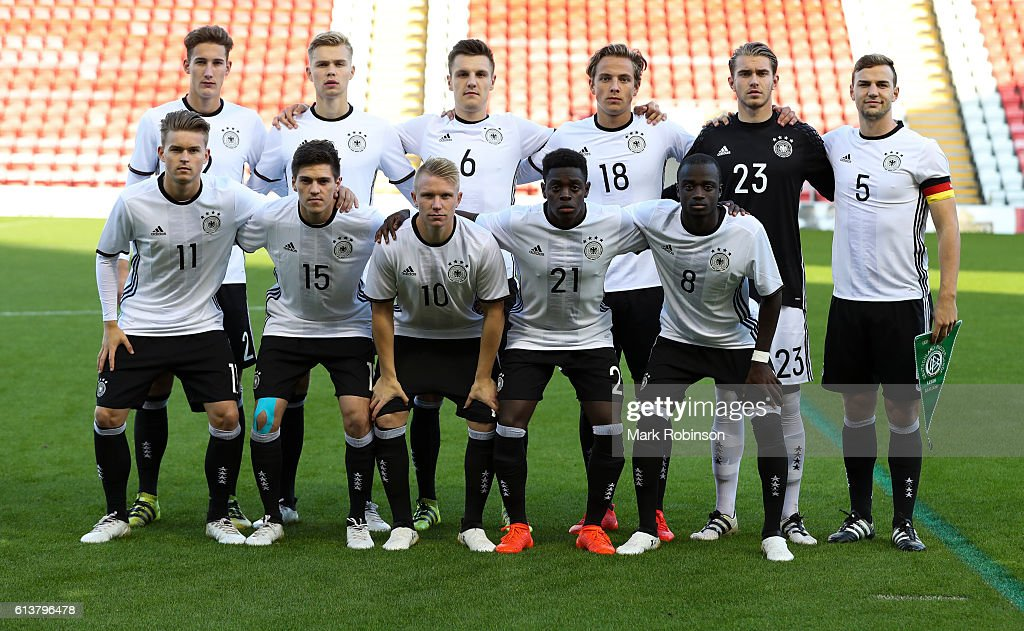 Germany U20 v Netherlands U20 - International Match : Nachrichtenfoto