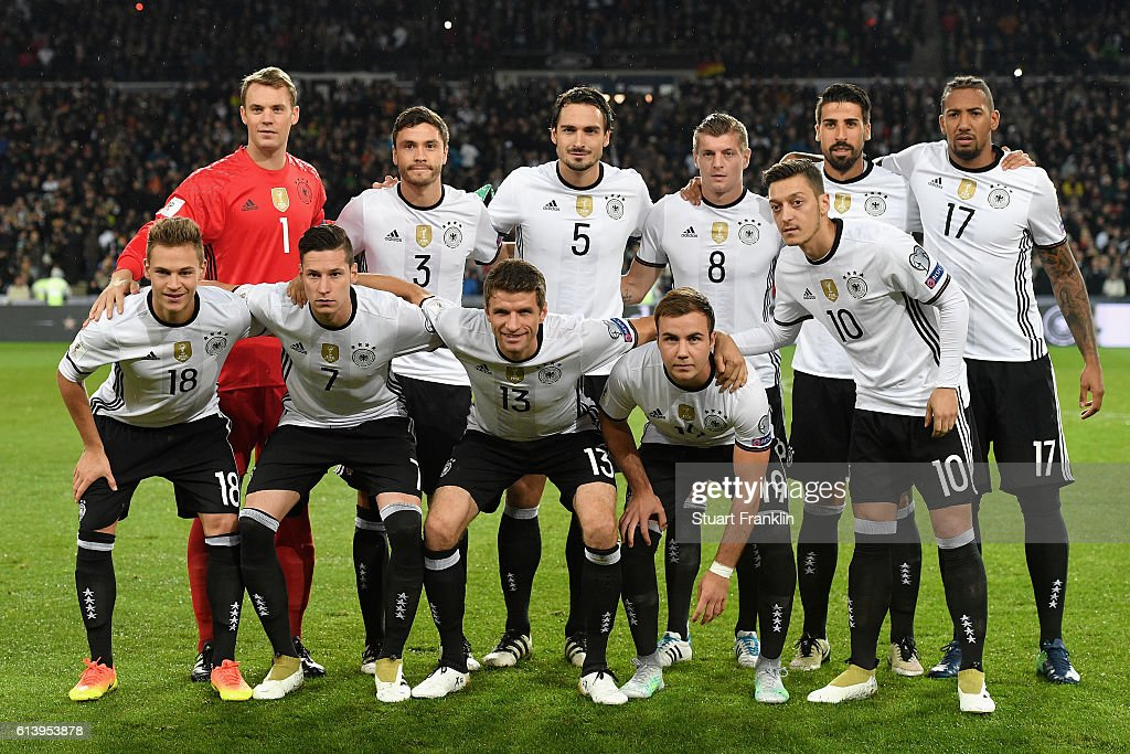 Germany v Northern Ireland - FIFA 2018 World Cup Qualifier : News Photo