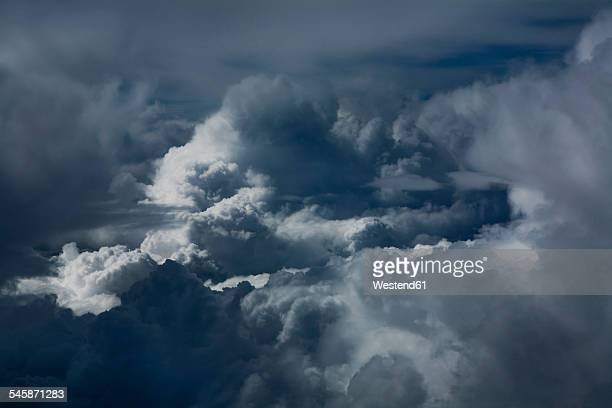Germany, thunderclouds