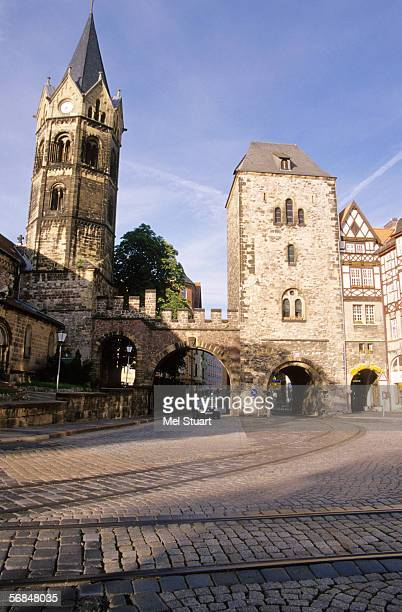 Germany, Thuringia,  Eisenach, Nikolai Church