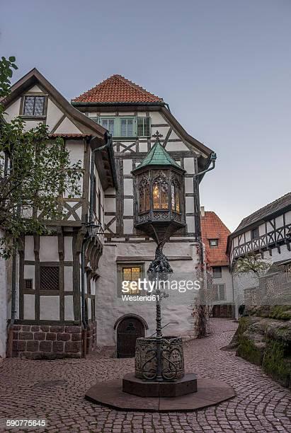 Germany, Thuringia, Eisenach, Wartburg