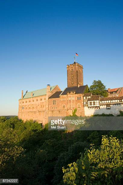 Germany, Thuringia, Wartburg Castle