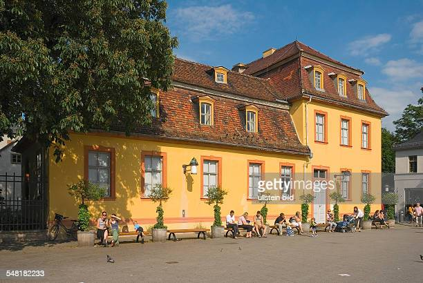 Germany Thuringia Weimar Wittums palais
