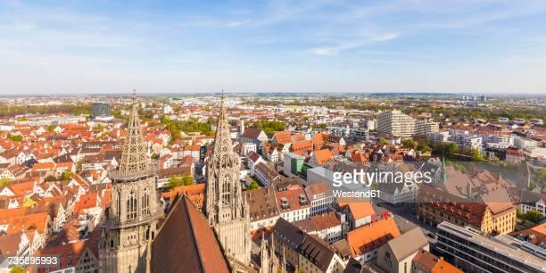 Germany, Ulm, cityscape
