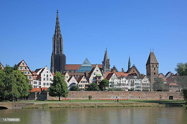 germany, ulm - ulm stock pictures, royalty-free photos & images