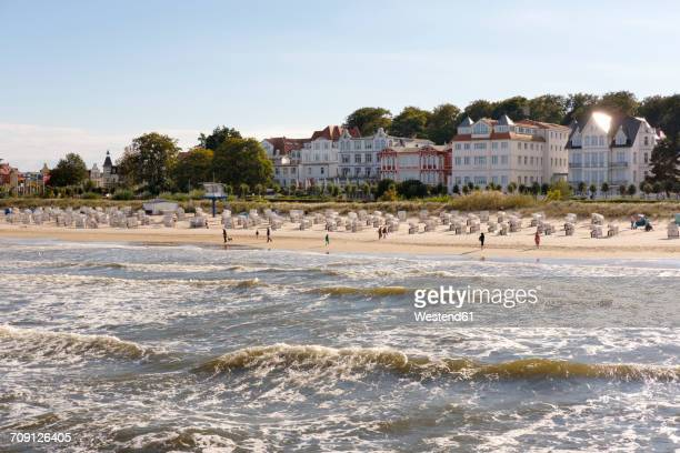 Germany, Usedom, Bansin, view to the beach
