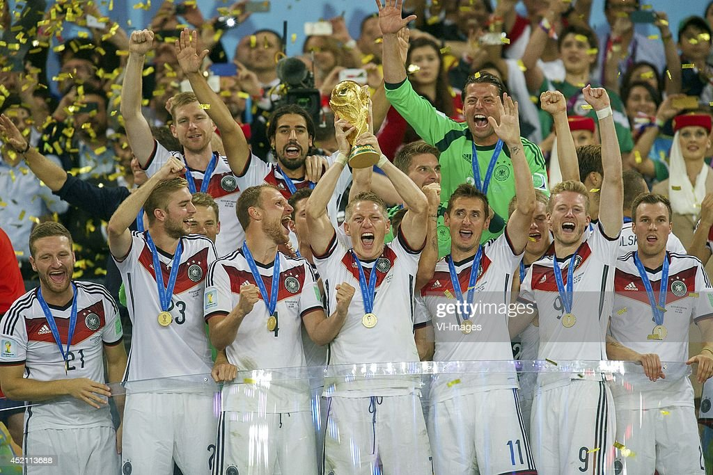 "FIFA World Cup final - ""Germany v Argentina"" : News Photo"