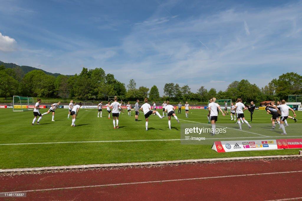 DEU: Germany Women's - Training Camp In Grassau
