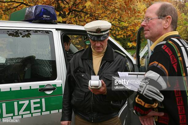 DEU Germany Yildiray Kara 34 years police inspector with turkish originTraffic accident the civil penalty debits directly from the account