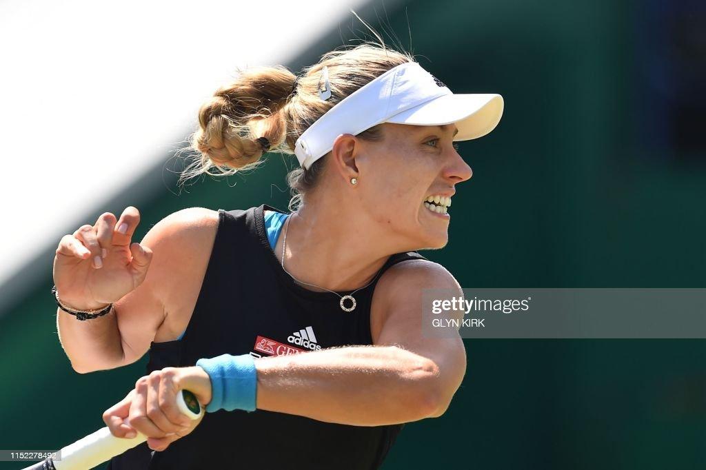 TENNIS-GBR-EASTBOURNE-WTA : News Photo