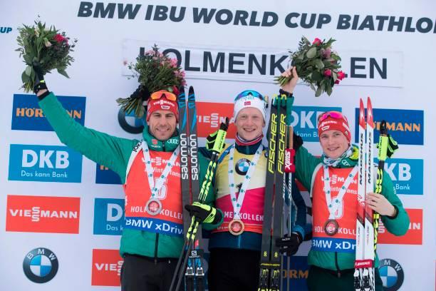 NOR: IBU Biathlon World Cup - Mass Start Competition