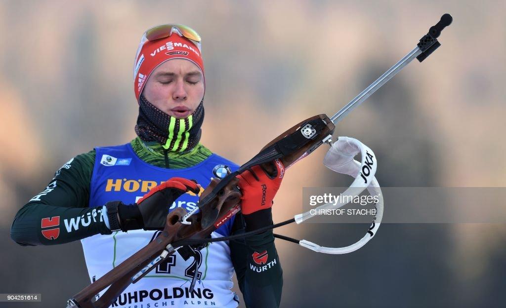 IBU Biathlon World Cup - Men's Relay