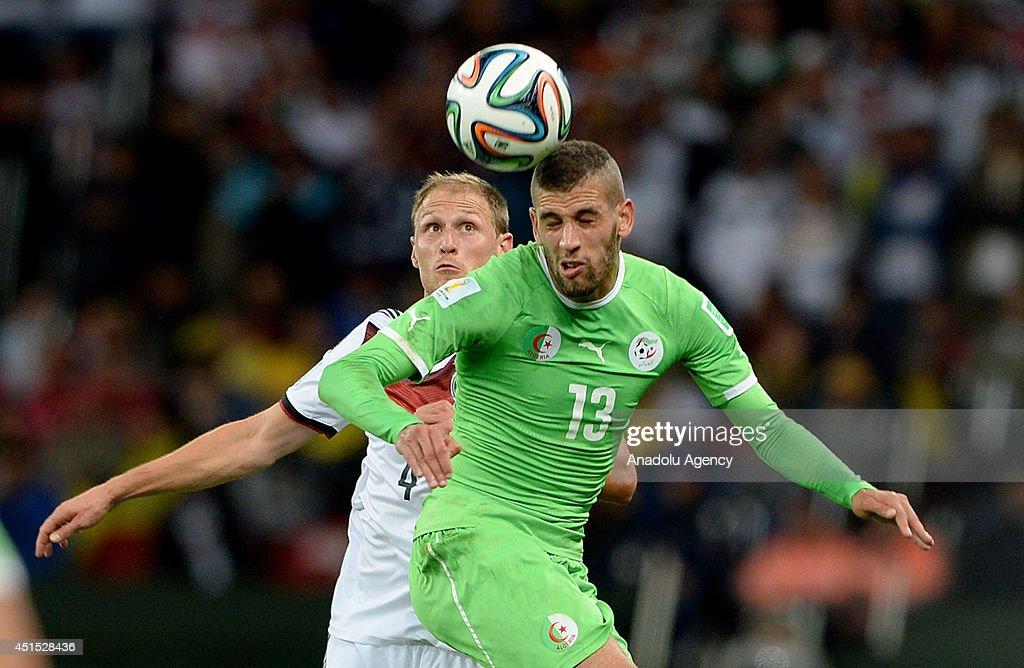Germany-Algeria : News Photo