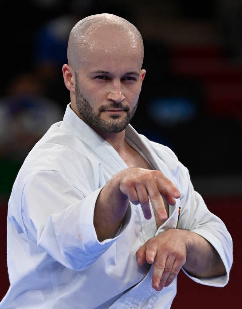 JPN: Karate - Olympics: Day 14