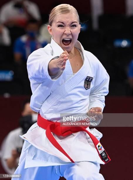 JPN: Karate - Olympics: Day 13