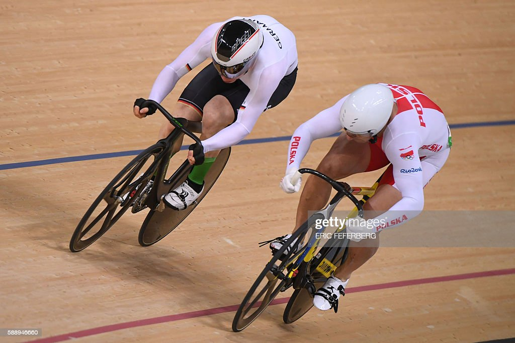 Cycling - Track - Olympics: Day 7