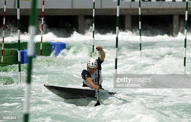 18 World Cup Canoe Kayak Slalom C1 Race Pictures, Photos