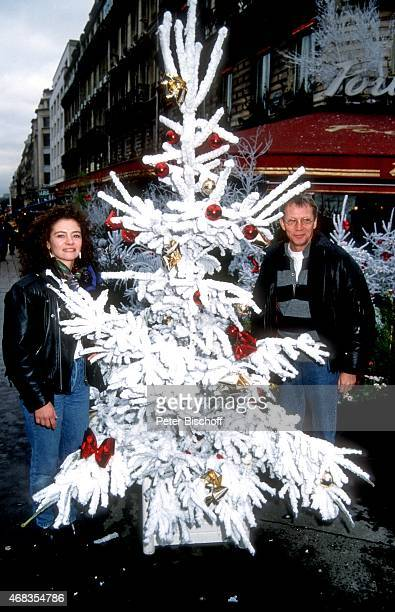 Gernot Endemann Ehefrau Jocelyne Boisseau am in Paris Frankreich