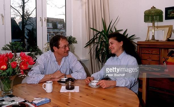 Gernot Endemann Ehefrau Jocelyne Boisseau Homestory am in Hamburg Deutschland