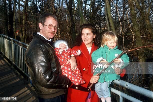 'Gernot Endemann Ehefrau Jocelyne Boisseau Tochter Marine Endemann und Tochter Alicia Endemann am in Hamburg Deutschland '