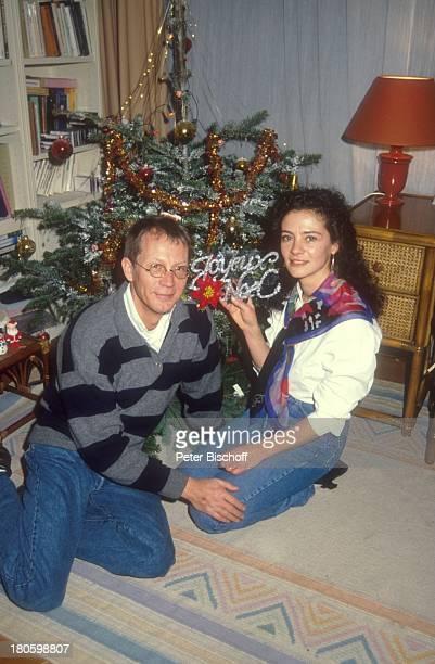 Gernot Endemann Jocelyne Boisseau Paris/Frankreich/Europa Weihnachtsbaum Brille