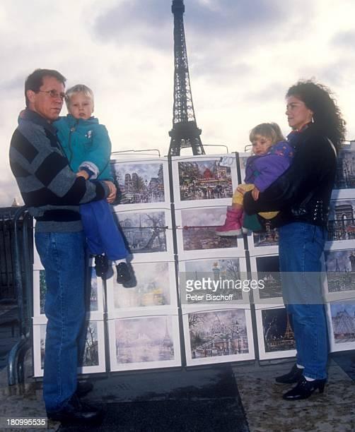 Gernot Endemann Tochter Marine Endemann Tochter Alicia Endemann Ehefrau Jocelyne Boisseau Paris Frankreich Europa Familie Eltern Kinder Vater Mutter...