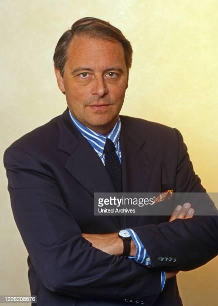 Gero von Boehm deutscher Regisseur Journalist und Fernsehproduzent Deutschland 1998