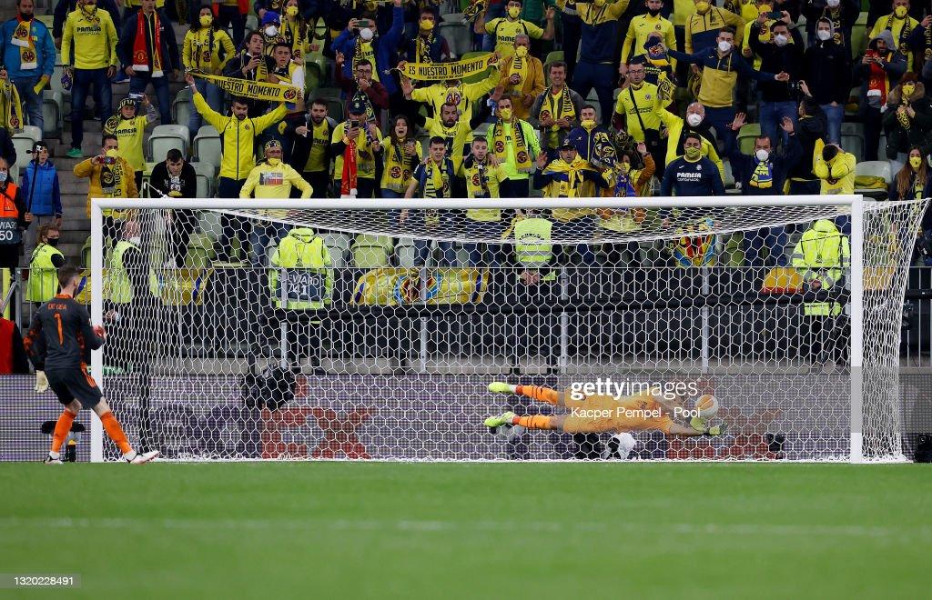 Villarreal CF v Manchester United - UEFA Europa League Final : News Photo