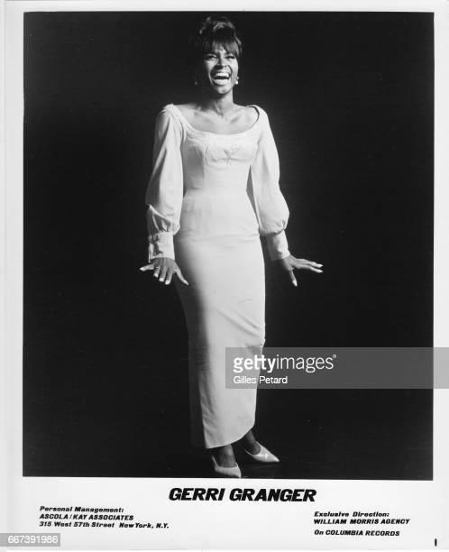 Gerri Granger studio portrait United States 1968