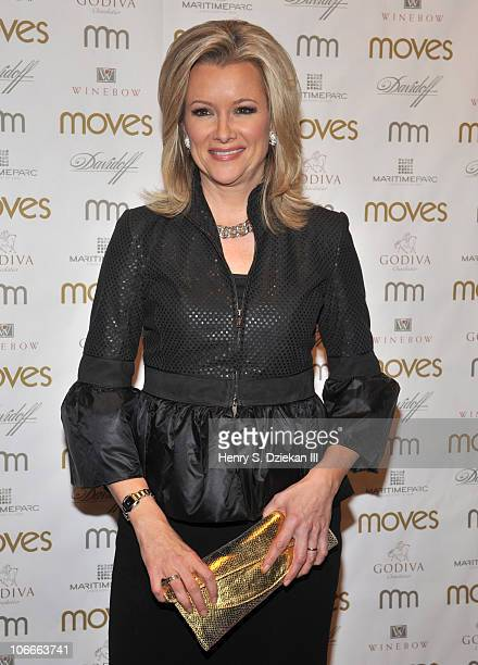Gerri Willis attends 2010 Moves Magazine Power Women awards dinner and ceremony at Astor Center on November 9 2010 in New York City