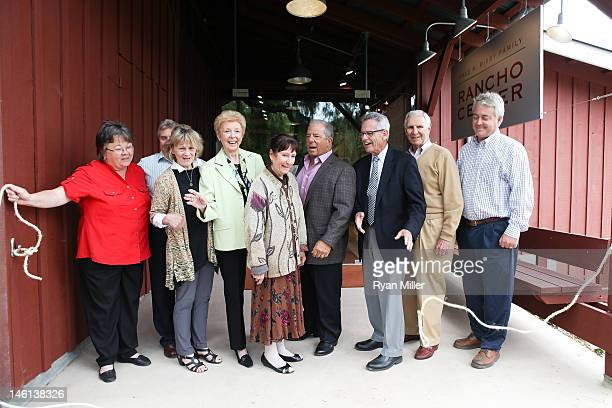 Gerrie Schipskie Pat West Long Beach City Manager Claudia Jurmain Director Special Projects and Publications Beverly O'Neill Former Long Beach Mayor...