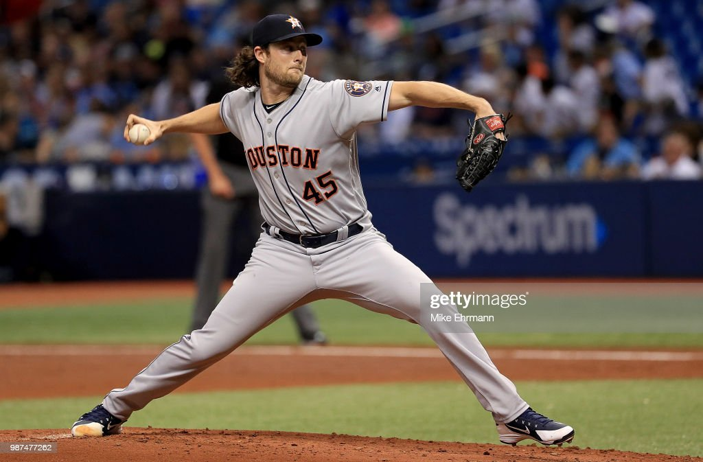 Houston Astros  v Tampa Bay Rays : News Photo