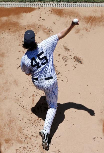 NY: Houston Astros v New York Yankees