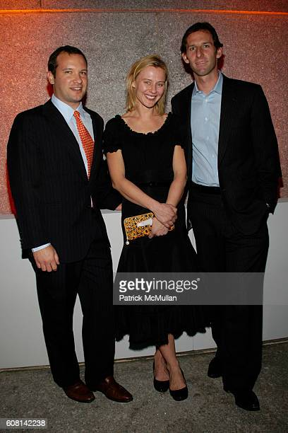 Gerrity Lansing Renee Rockefeller and Mark Rockefeller attend VANITY FAIR Tribeca Film Festival Party hosted by GRAYDON CARTER and ROBERT DE NIRO at...