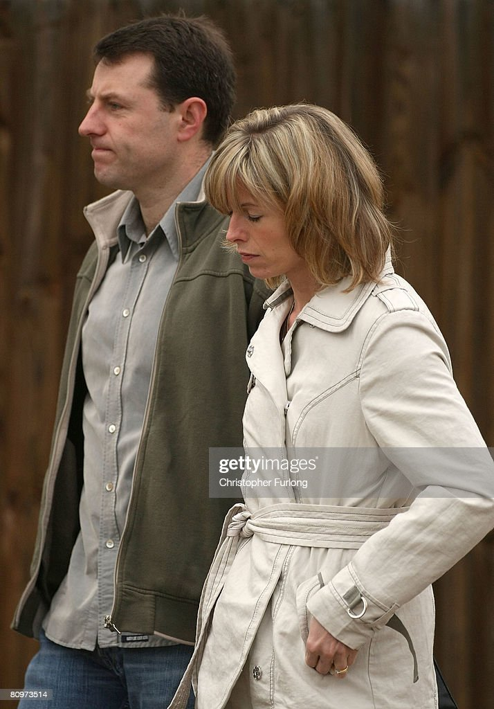 First Anniversary Of The Disappearance Of Madeleine McCann : News Photo