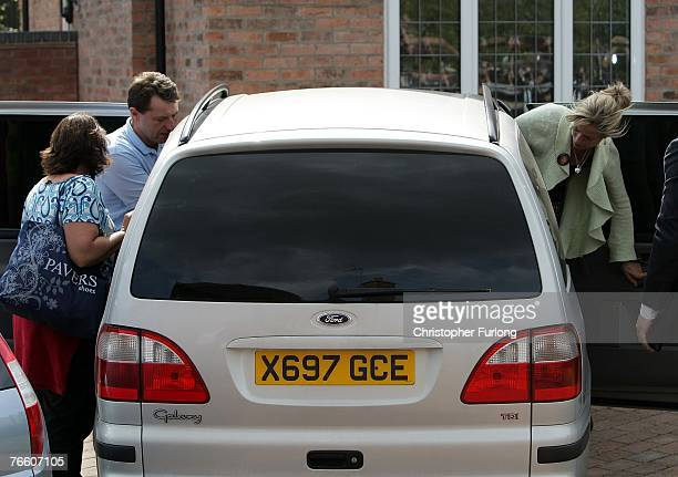 Gerry and Kate McCann arrive home on September 9 2007 in Rothley England The McCann family have returned from Portugal after local police questioned...