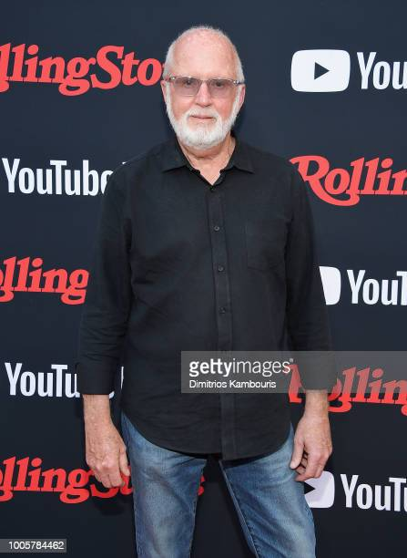 Gerry Byrne attends The Rolling Stone Relaunch on July 26 2018 in New York City